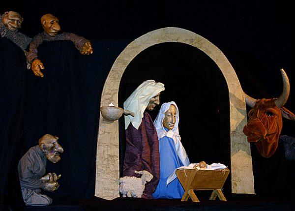 Die Weihnachtsgeschichte</br>[Kinder & Erwachsene]