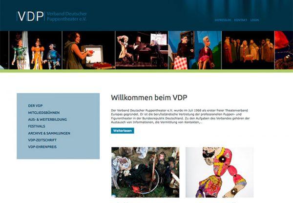Verband Deutscher</br>Puppentheater